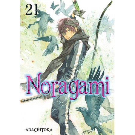 NORAGAMI tom 21