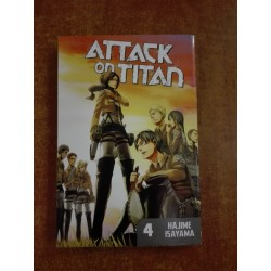 ATTACK ON TITAN vol. 4...