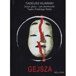 GEJSZA. Książka + CD.