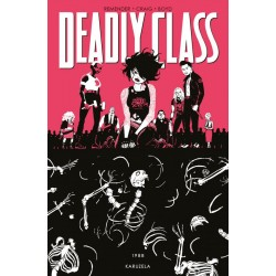 DEADLY CLASS tom 5 1988...