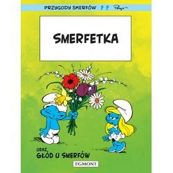 SMERFY tom 3 Smerfetka