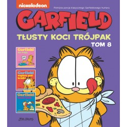 GARFIELD Tłusty koci trój...