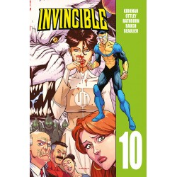 INVINCIBLE tom 10