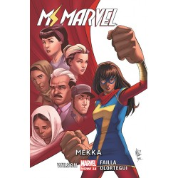 MS MARVEL tom 8 Mekka
