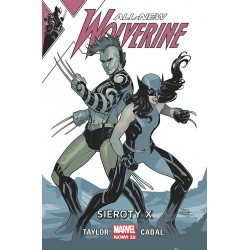 ALL-NEW WOLVERINE tom 5...