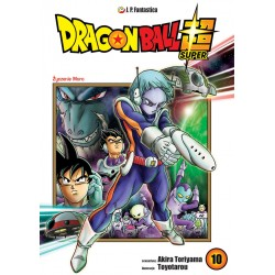 DRAGON BALL SUPER tom 10
