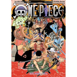 ONE PIECE tom 64