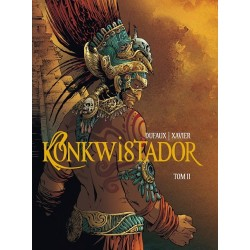 KONKWISTADOR tom 2