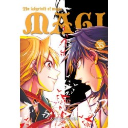 MAGI: The Labyrinth of...