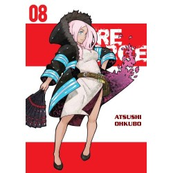 FIRE FORCE tom 8