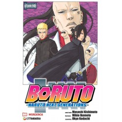 BORUTO tom 10