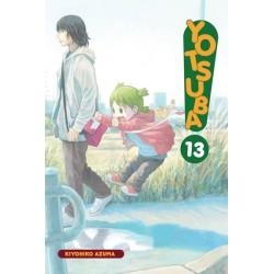 YOTSUBA tom 13