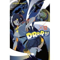 DURARARA!! LIGHT NOVEL tom 12