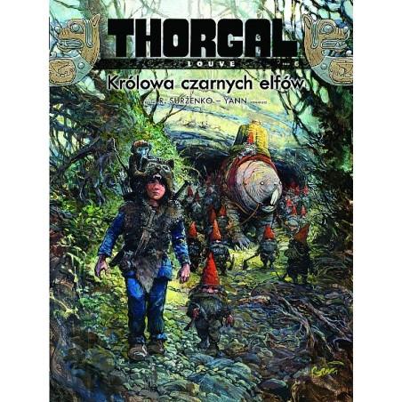 THORGAL LOUVE tom 6 Królowa czarnych elfów (oprawa twarda)