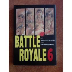 BATTLE ROYALE tom 6 - używany