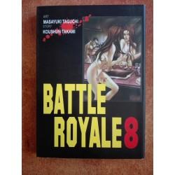 BATTLE ROYALE tom 8 - używany