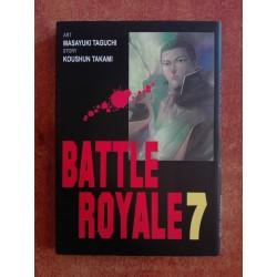 BATTLE ROYALE tom 7 - używany
