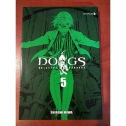 DOGS tom 5 - używany