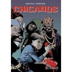 CHICANOS tom 2 Morderstwa i...