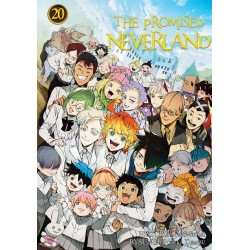 THE PROMISED NEVERLAND tom 20