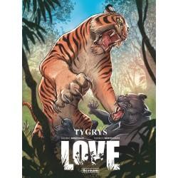LOVE Tygrys