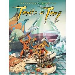 TROLLE Z TROY tom 4 Wydanie...
