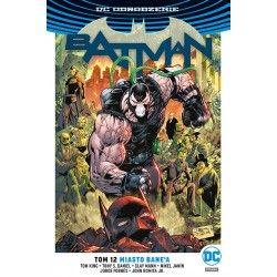 DC ODRODZENIE BATMAN tom 12...