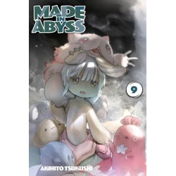 MADE IN ABYSS tom 9