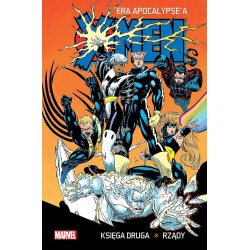 X-MEN Era Apocalypse'a tom...