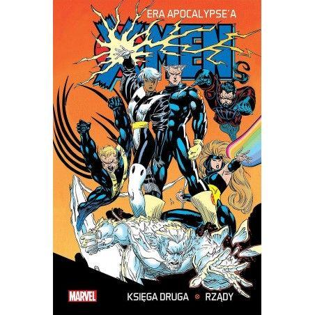 X-MEN Era Apocalypse'a tom 2 Rządy - używany