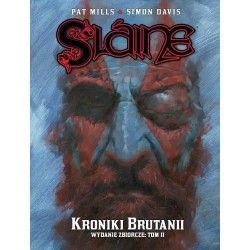 SLAINE Kroniki Brutanii...