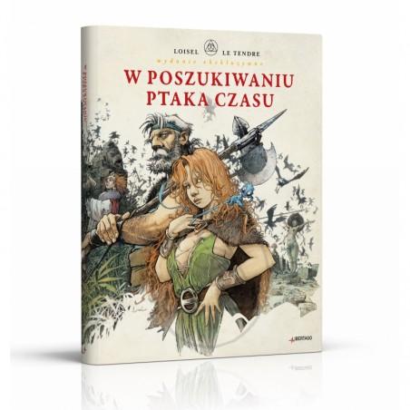 W POSZUKIWANIU PTAKA CZASU Wydanie kolekcjonerskie