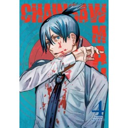 CHAINSAW MAN tom 4