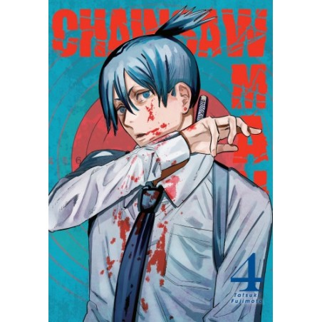 CHAINSAW MAN tom 4