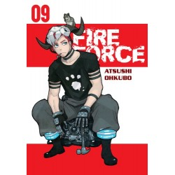 FIRE FORCE tom 9