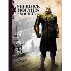 SHERLOCK HOLMES SOCIETY tom...