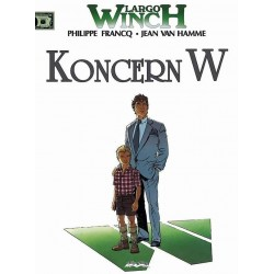 LARGO WINCH tom 2 Koncern W