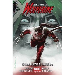 ALL-NEW WOLVERINE tom 6...