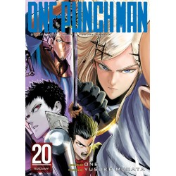 ONE-PUNCH MAN tom 20