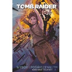 TOMB RAIDER tom 2 Wybór i...
