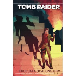TOMB RAIDER tom 3 Krucjata...