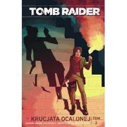 TOMB RAIDER tom 3 Krucjata...
