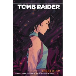 TOMB RAIDER tom 4 Piekło