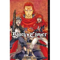 BLACK CLOVER vol. 4