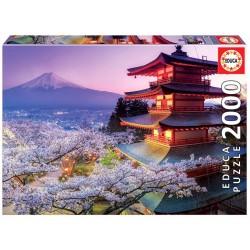 PUZZLE Góra Fuji 2000 G3