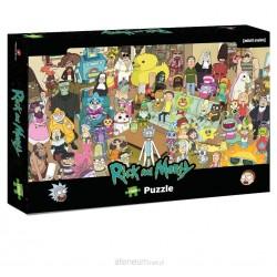 PUZZLE Rick&Morty 1000