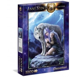 PUZZLE Anne Stokes...