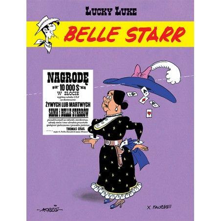 LUCKY LUKE tom 64 Belle Starr