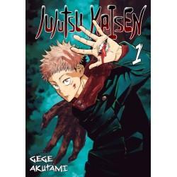 JUJUTSU KAISEN tom 1