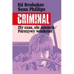 CRIMINAL tom 4 Zły czas,...